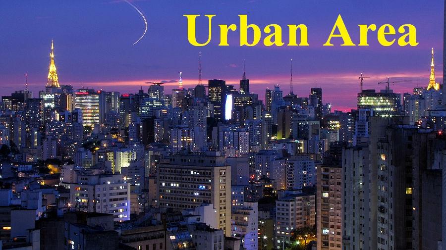 """""""khu đô thị"""" trong tiếng anh: Định nghĩa, ví dụ"""