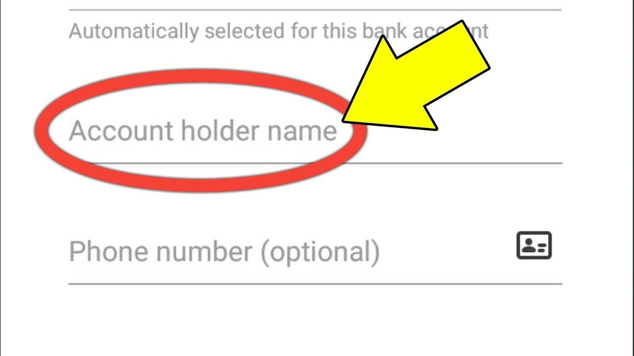 """""""chủ tài khoản"""" trong tiếng anh là gì: Định nghĩa, ví dụ anh việt"""