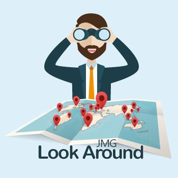 Look Around là gì và cấu trúc cụm từ Look Around trong câu Tiếng Anh